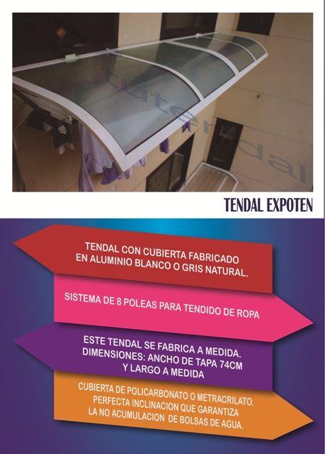 Tendal expoten - Tendederos de interior ...